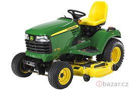 Sekací traktor bazar